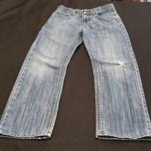 Boys size 10 regular Levi's Denizen jeans